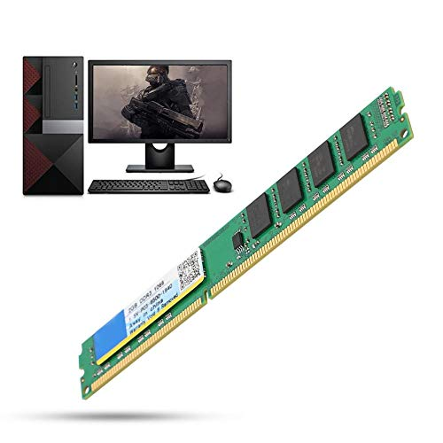 Price comparison product image Pusokei DDR3 1066MHz 2GB PC3-10600 240pin Memory RAM DDR3 2G Desktop Computer for Intel / AMD Fully Compatible