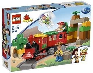 LEGO (レゴ) Duplo (デュプロ) 5659 - Toy Story: The Great Train Chase ブロック おもちゃ (並行輸入)