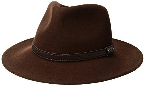 Pendleton Men's Outback Hat, Fall Brown, SM