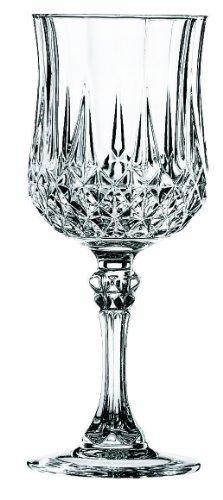 Cristal d'Arques ARC G5214 Modelo Longchamp - Copa para vino 170 ml, sin la marca de llenado, caja con 6 unidades