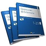 Manual CTO Oposiciones de Enfermería Comunidad Autónoma de Galicia: 1,2,3