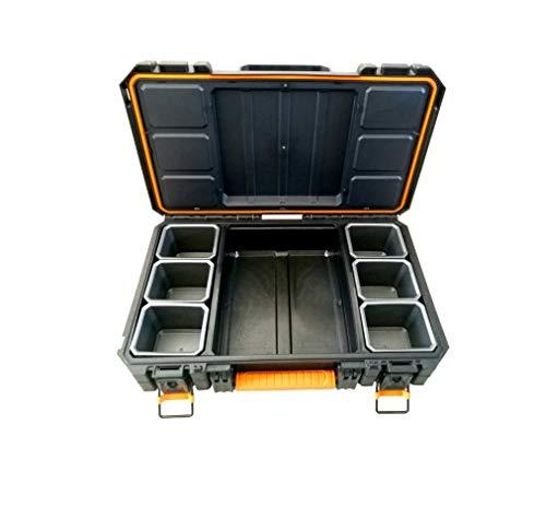 KETER 6206 Quadkoffer Koffer für Quad Quad Staubox Gepäcktasche ATV Box Transportbox Topcase