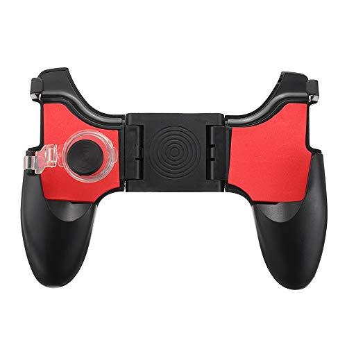 C-FUNN 5 En 1 Joystick Gamepad Controlador Disparador Botón De Disparo para Pubg para iOS Juegos De Teléfono Móvil Android - 01