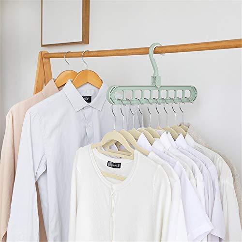 Subobo kledinghanger, multifunctioneel, voor balkon en balkon