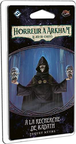 Fantasy Flight Games – Horror en Arkham JCE – 39 – En la búsqueda de Kadath (Campaña 5)
