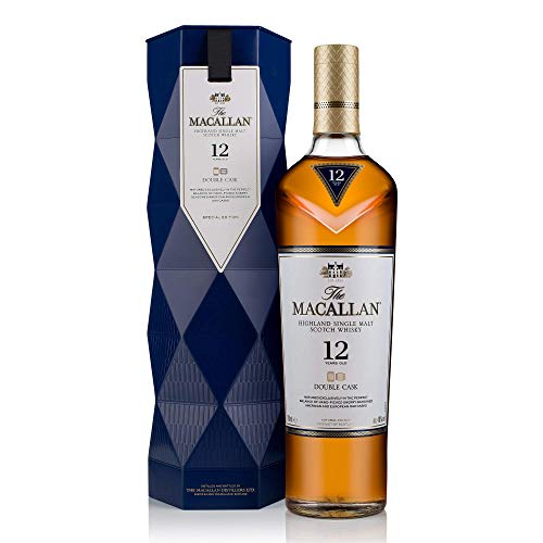 The Macallan Double Cask 12 años Single Malt Scotch Whisky 40% Gifting –...