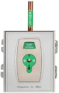 Connect2 Quick-Connect Medical Gas Oxygen Wall Plate