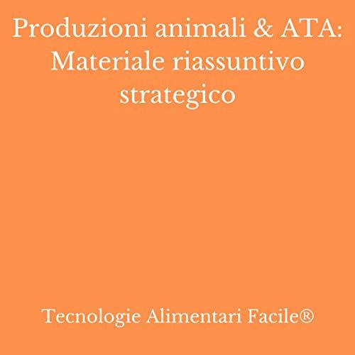 Produzioni Animali & ATA [Animal Production & ATA] cover art