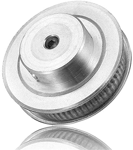 Easy to Repair Printer Accessories 5mm 60 Tooth 60T Bore GT2 Timing Pulley for R-epRap for P-rusa for M-endel 3D Printer Durable