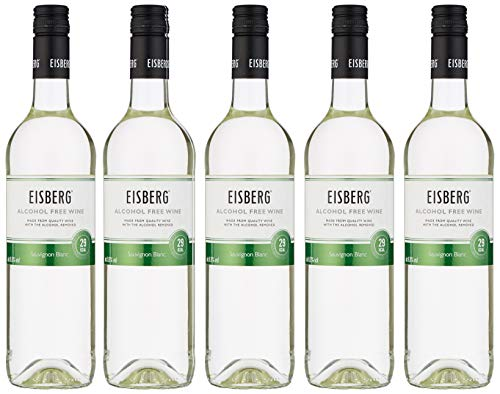 Eisberg Alcohol Free Sauvignon Blanc Wine 75 cl (Case of 6)