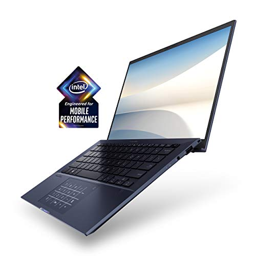 "ASUS ExpertBook B9450 Thin and Light Business Laptop, 14"" FHD, Intel Core i7-10510U Processor, 1TB PCIe SSD, 16GB RAM, Windows 10 Pro, Up to 24 Hrs Battery Life, Sleeve, B9450FA-XS79"