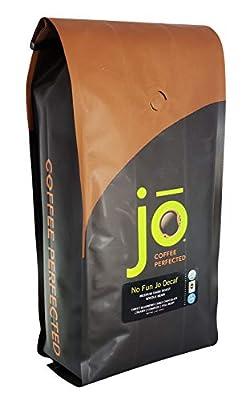 NO FUN JO DECAF: Whole Bean Coffee