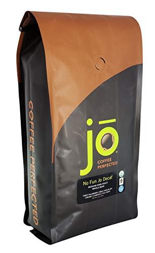 No Fun Jo Decaf Organic Espresso Coffee