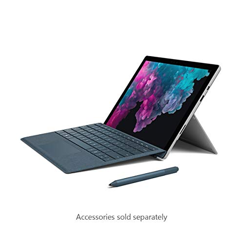 Microsoft Surface Pro 6 (Intel Core i7, 16GB RAM, 512GB) - Newest Version, Platinum