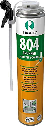 Ramsauer Brunnen 1K PU Schaum 804 750ml Kombidose