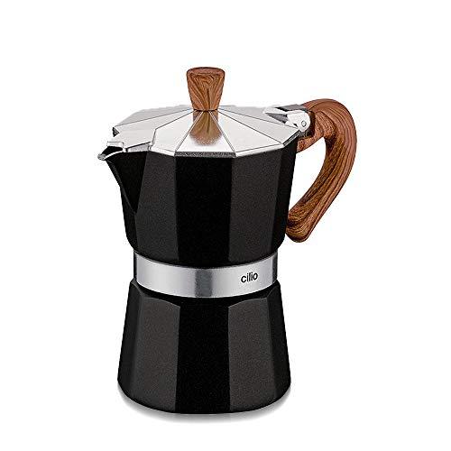 Cilio KP0000321371 Kocher Küche, Haushalt & Wohnen › Küche, Kochen & Backen › Kaffee, Tee & Espresso › Kaffeemaschinen & -zubereiter › Kaffeepressen One Size Natura
