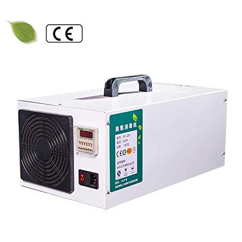 GHDE& commerciële ozongenerator - 10000 mg/h Professionele O3 luchtreiniger, huishoudelijke, ozonmachine voor thuis, auto, werkplaats, openbare plaatsen
