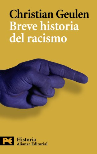 Breve historia del racismo (El libro de bolsillo - Historia)