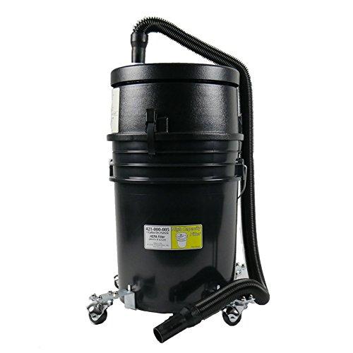 Atrix - ATIHCTV5CT ESD Safe 5 Gallon Bucket Style Vacuum - Corded