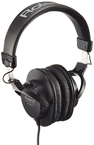 Roland RH-200 Cuffie Chiuse Stereo per il Monitoraggio (Nere)