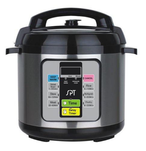 SPT EPC-11A 1000-watt Electric Pressure Cooker review