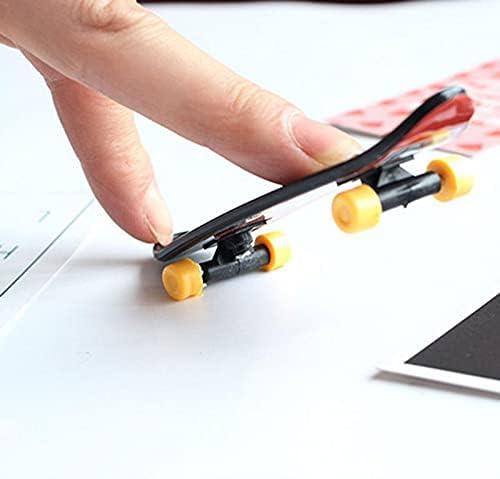 Finger Skateboard Daily bargain sale Children's Popular popular Educational Creative Toys Fingertip