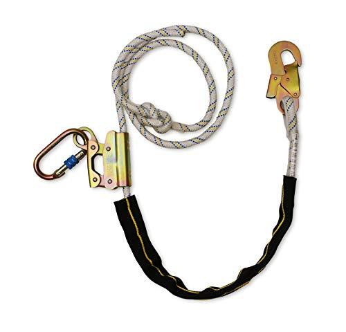 Irudek 101007100001 Cuerda posicionamiento semiestática