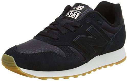 New Balance, Damen Sneaker, Schwarz (Black), 38 EU (5.5 UK)