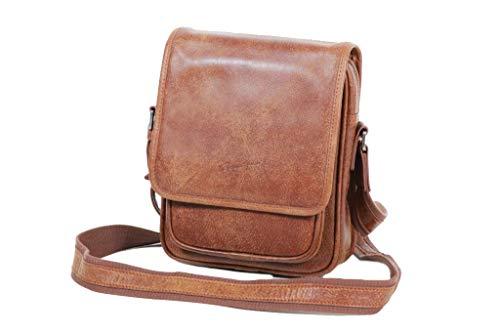 Gérard Henon Outland GH 8350 Tasche aus Rindsleder, antik