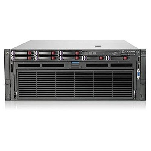 HP ProLiant DL580 G7 E7-4807 1.86GHz 6-core 2P 64G