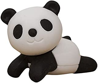 Iwako Black Panda Bear Eraser by from Japan