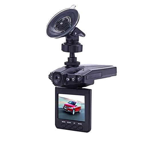 Flugzeugkopfrekorder, Auto-DVR-Armaturenbrett-Kamera, Fahrzeug-Video-Recorder, Dash-Cam, Infrarot-Nachtsicht, Weitwinkel-Rekorder, HD-Nachtsicht