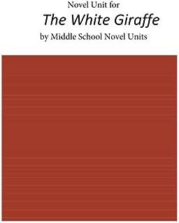 the white giraffe lesson plans