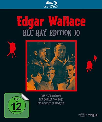 Edgar Wallace Edition 10 [Blu-ray]