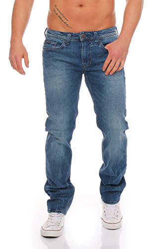 Big Seven Jake Montana Regular Fit Herren Jeans, Hosengröße:W36/L36