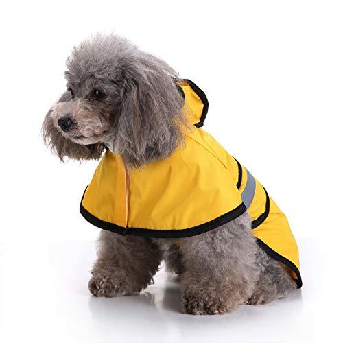 Impermeable Perro  marca Lessbad