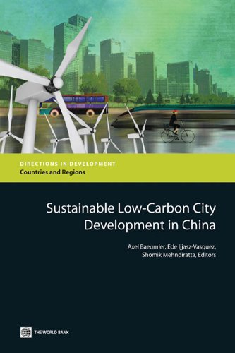 Sustainable Low-Carbon City Development in China (Directions in Development)