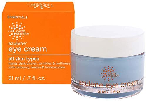 Azulene Eye Cream, 0,7 fl oz (21 ml) - Sciences de la Terre
