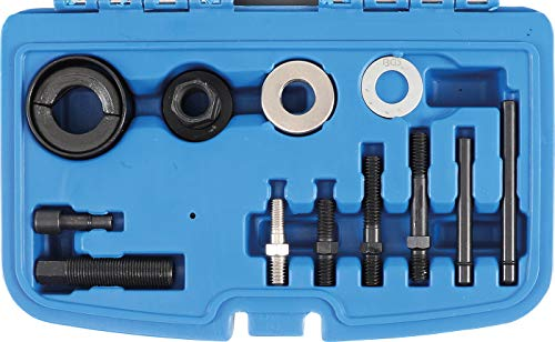 BGS 7754 | Riemenscheiben-Abzieher & Montage-Satz | für GM, Ford | 13-tlg.