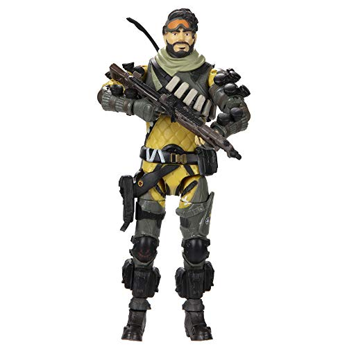 APEX Legends Mirage 6-Inch Collectible Action Figure