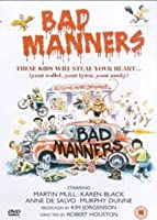 Bad Manners [DVD]
