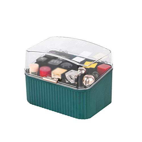 Nvshiyk Maquillage des boîtes de Rangement Boîte de Rangement Cosmétique Desktop Boîte de Rangement Simple et Pratique pour Les étudiants pour Meuble-lavabo et comptoir