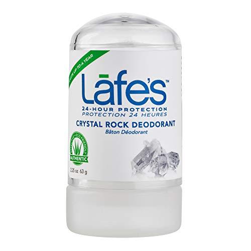 Lafe Cristal de roche Stick déodorant, Mini