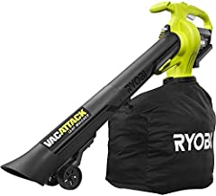 RYOBI 40-Volt Lithium-Ion Cordless Battery Leaf Vacuum/Mulcher (Tool Only)