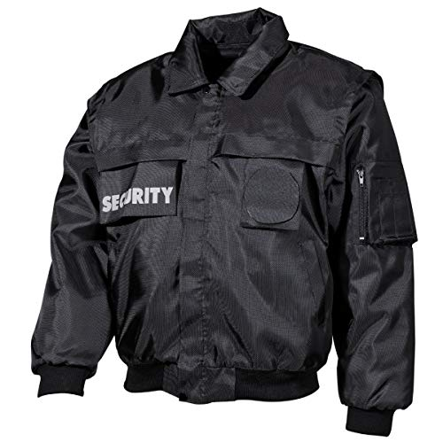 MFH Blouson, Security, S, Schwarz