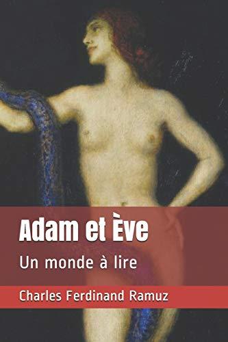 Adam et Ève: Un monde à lire