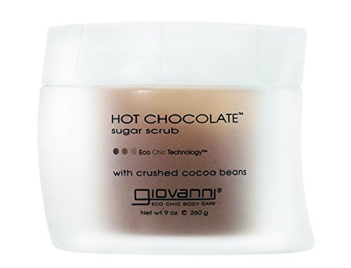 GIOVANNI - Hot Chocolate Sugar Scrub - 9 oz. (260 g)
