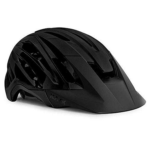 Kask Caipi - Casco da bicicletta per adulti, unisex, nero opaco, medio