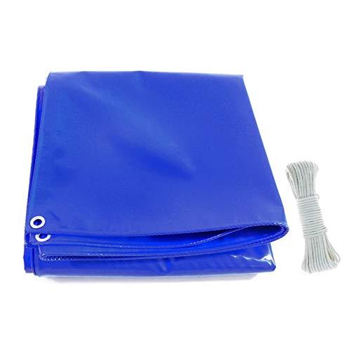 Magent - Lona resistente para muebles de caravana (polietileno, con ojales y cuerda), resistente al agua, resistente a los rayos UV, para acampar y jardinería.