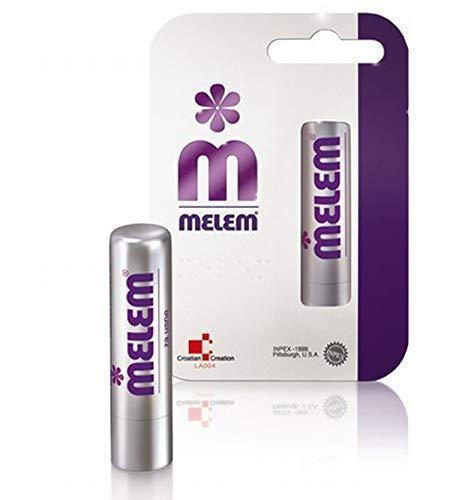 Melem Lippenbalsam mit Natürlicher Regenerierender Wirkung 4,5 g